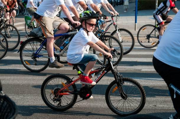 Jazda na rowerze oficjalnym sportem rekreacyjnym Illinois?