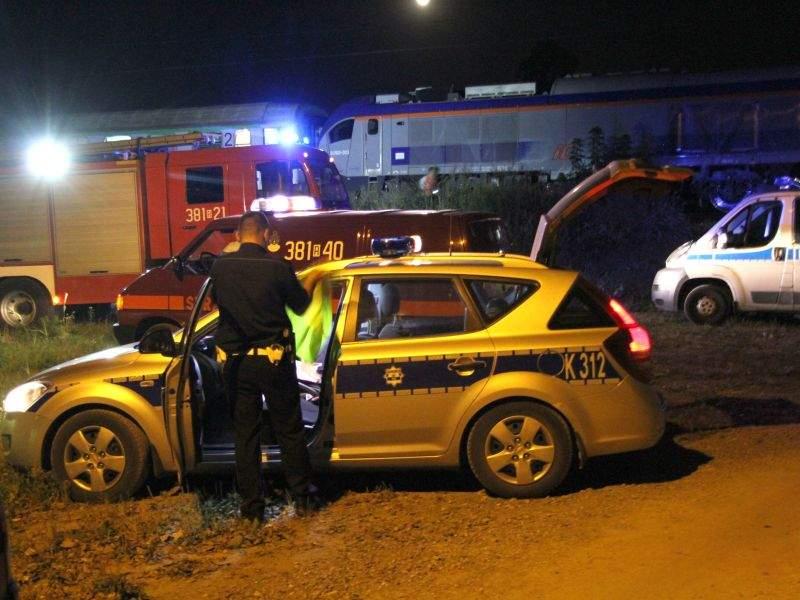 Tragiczna śmierć na torach w Tarnobrzegu