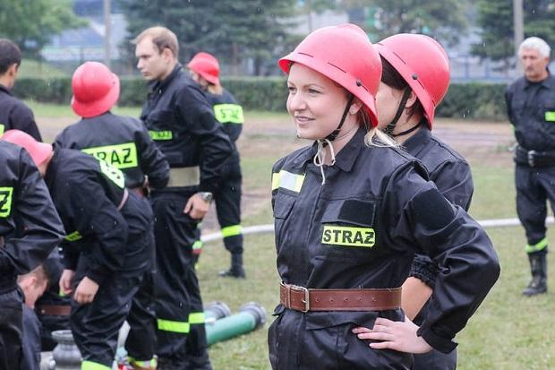 Zawody strażackie w Tarnowie