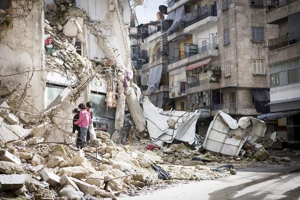 ONZ apeluje do Moskwy i Waszyngtonu: Ratujcie mieszkańców Aleppo!