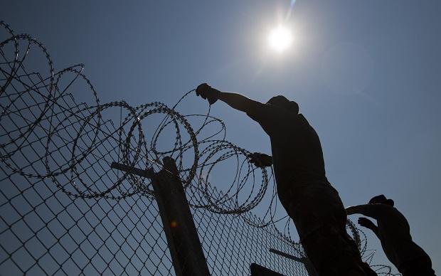 Grecja: Kolejne starcia migrantów z policją koło Salonik