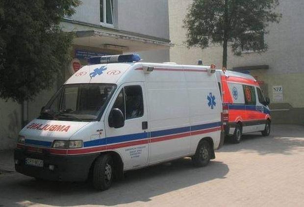 Wąsosz na Podlasiu: 25-latek zatruł się spalinami. Zmarł mimo reanimacji
