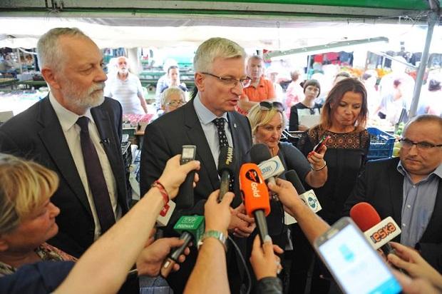 Poznań znosi opłatę targową
