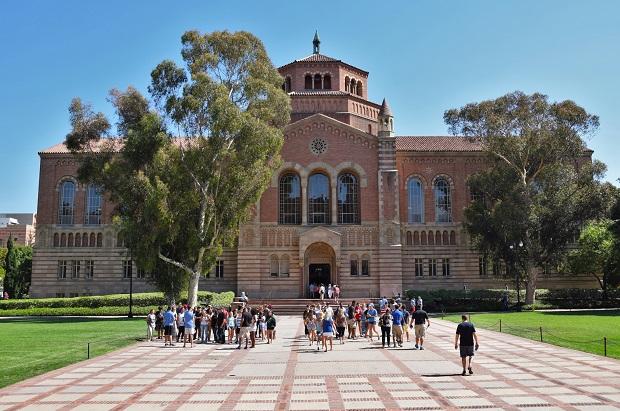 Studenci najchętniej wybierają Uniwersytet Kalifornijski