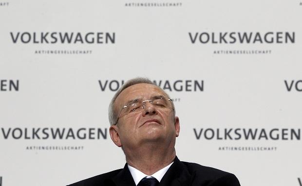 Afera Volkswagena: prezes  Martin Winterkorn zrezygnował ze stanowiska