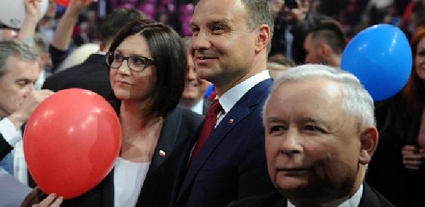 Kwaśniewski z Millerem, Komorowski z Tuskiem, a Duda będzie spotykać się z Kaczyńskim