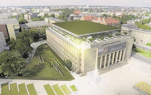 Tak będzie wyglądać Muzeum Narodowe w Krakowie