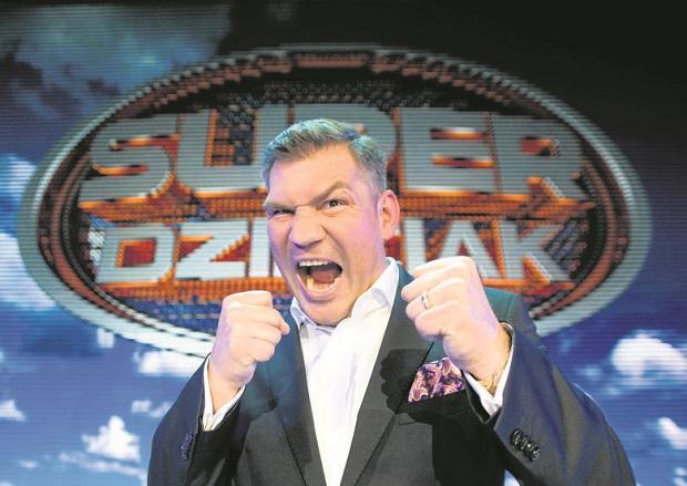 """Dariusz Michalczewski jurorem w """"Super Dzieciaku"""" (rozmowa)"""