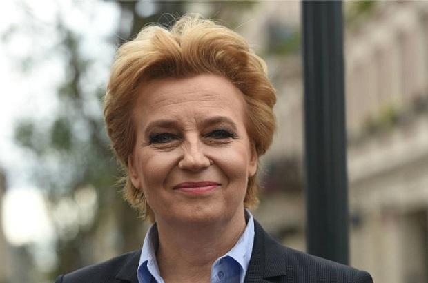 Prezydent Łodzi Hanna Zdanowska mocno poparła Platformę Obywatelską