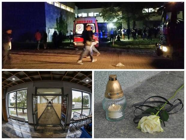 Druga ofiara tragedii na uniwersytecie w Bydgoszczy. 19-letni Paweł zmarł w szpitalu