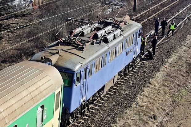 Śmiertelny wypadek w Bydgoszczy. Pociąg potrącił mężczyznę