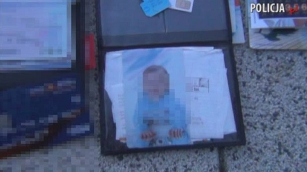 Porwany przez ojca 4-latek z Niemiec uratowany