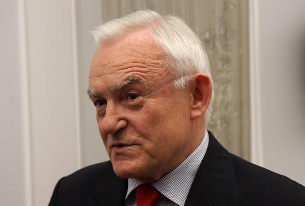 """Leszek Miller: """"Lewica nie powinna poprzeć projektu zniesienia 30-krotności ZUS"""""""