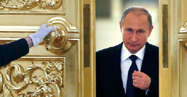 Kreml przedstawia Putina jako przywódcę wszechczasów