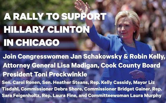 Illinois Women for Hillary