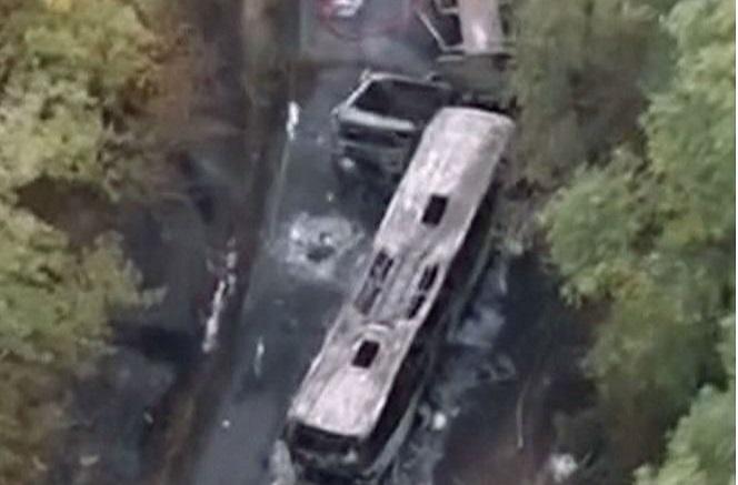 Co najmniej 42 ofiary śmiertelne karambolu we Francji. 8 osób jest rannych