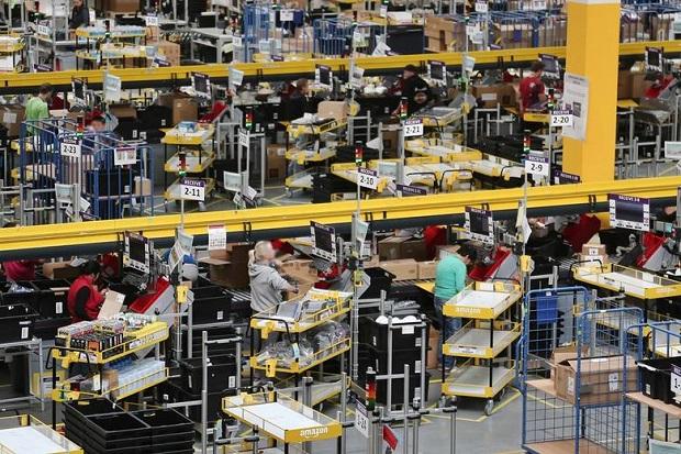 Nabór pracowników sezonowych w Amazon
