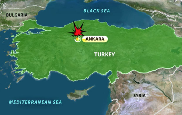 Zginęło 86 osób, ponad 180 rannych po zamachu w w Ankarze