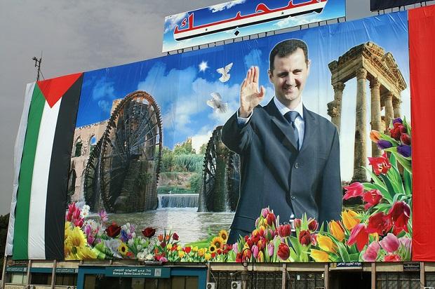 Syryjski dyktator poleciał do Moskwy, by podziękować Putinowi za pomoc