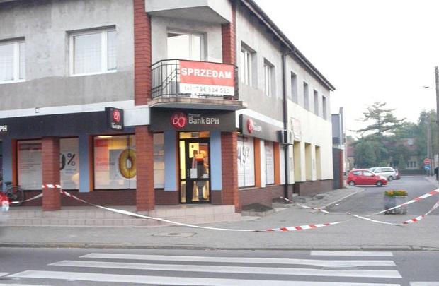 Napad na bank w Rawie Mazowieckiej