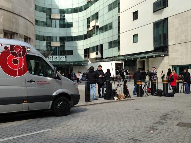 Pedofilia w BBC