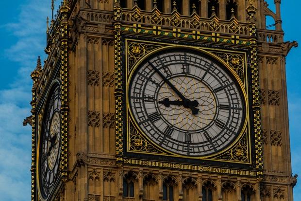 Big Ben wybił jedenastą tak, jak 11.11.1918 roku