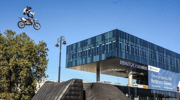 Nowy dworzec PKP Bydgoszcz Główna oficjalnie otwarty