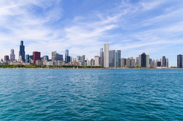 W tym tygodniu w Chicago termometry pokażą 60 F