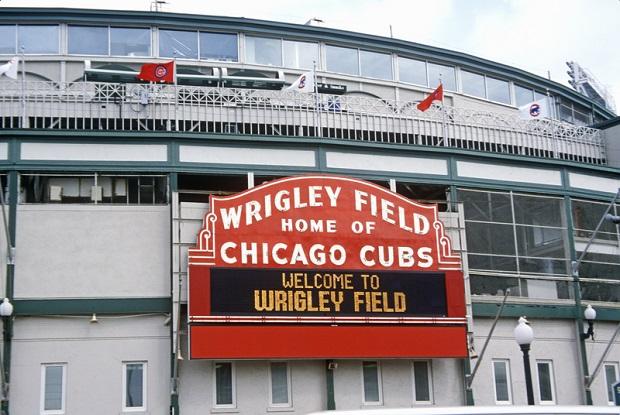 Prezydent Obama kibicuje Chicago Cubs