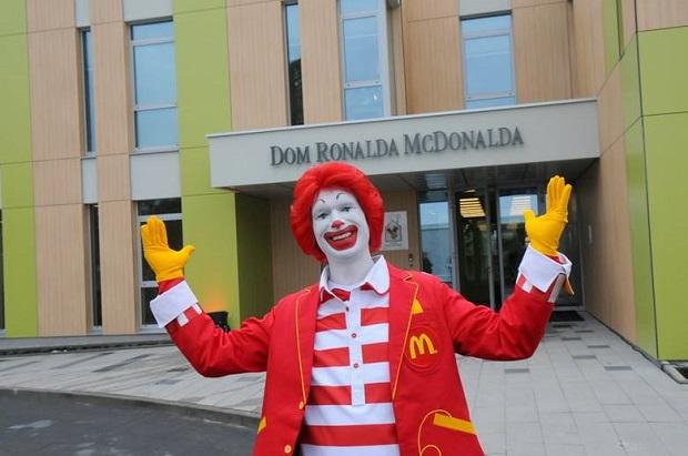 Otwarto Dom Ronalda McDonalda dla małych pacjentów