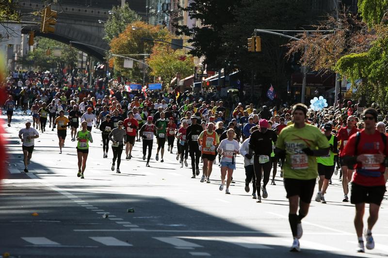 Kolejna edycja New York City Marathon