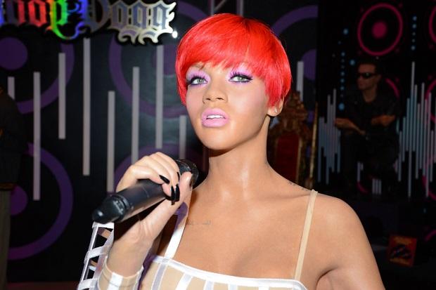 Rihanna zagra w nowym filmie Luca Bessona
