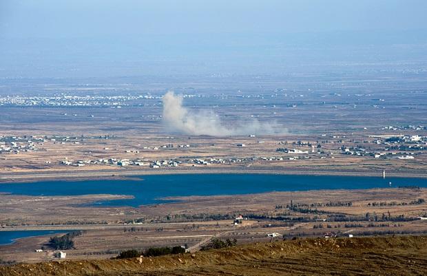 """Moskwa krytykuje bombardowania w Syrii. """"Uderzenie w stolicę suwerennego kraju"""""""