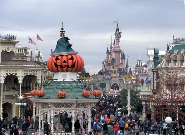 Halloween po francusku