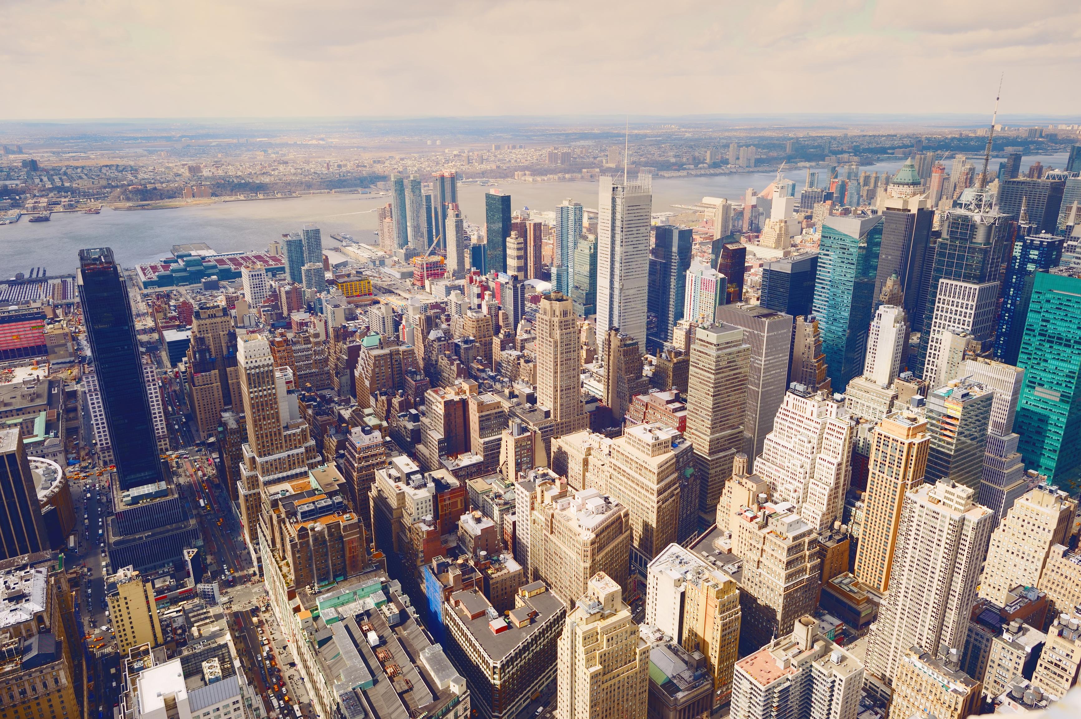Strzelanina na Manhattanie