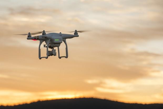 Firma Kałasznikow prezentuje broń do zwalcznia dronów