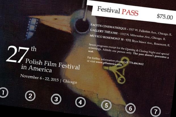 XXVII edycja Festiwalu Filmu Polskiego w Ameryce