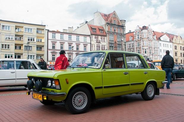 Fiat 125p – ikona motoryzacji PRL-u