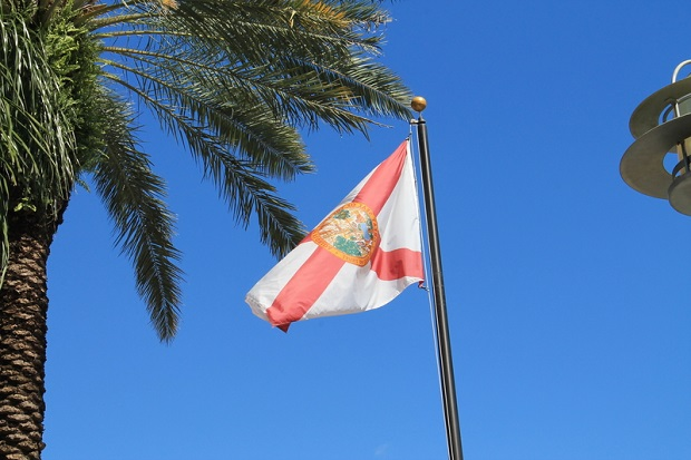Spadła liczba przestępstw w stanie Floryda