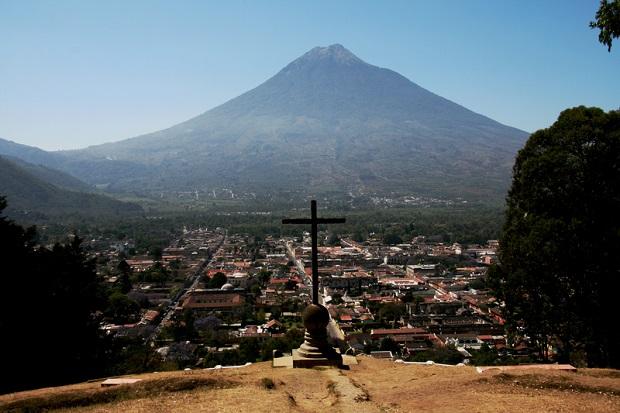 Tragiczny bilans lawiny błotnej w Gwatemali