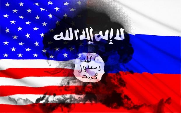 """Państwo Islamskie wzywa do """"świętej wojny"""" przeciwko Rosji i USA"""