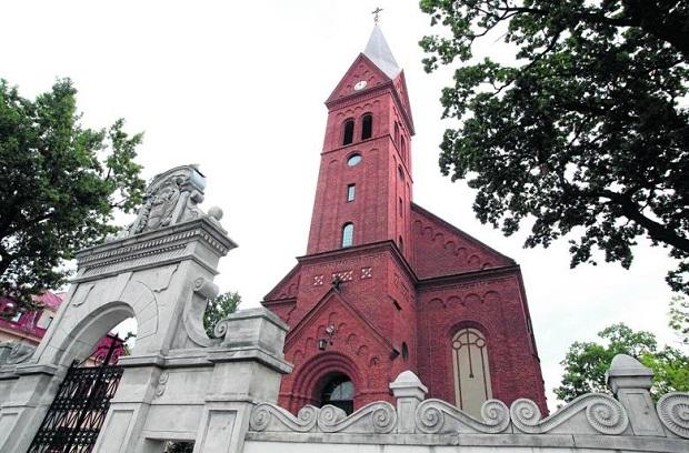 Tajemnica kościoła świętej Anny w Łodzi