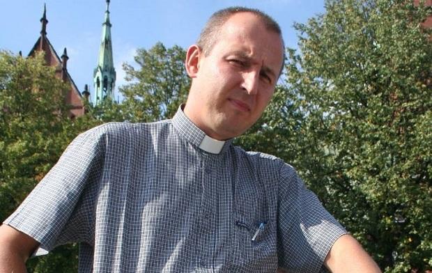 Znany w Kielcach ksiądz został ojcem i zrzucił sutannę