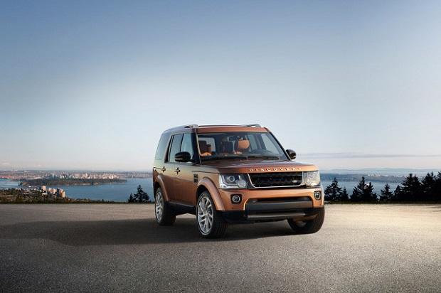 Land Rover Discovery. Dwie wersje specjalne