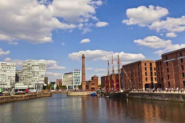 Masz jednego funta? Kup sobie dom w Liverpoolu !