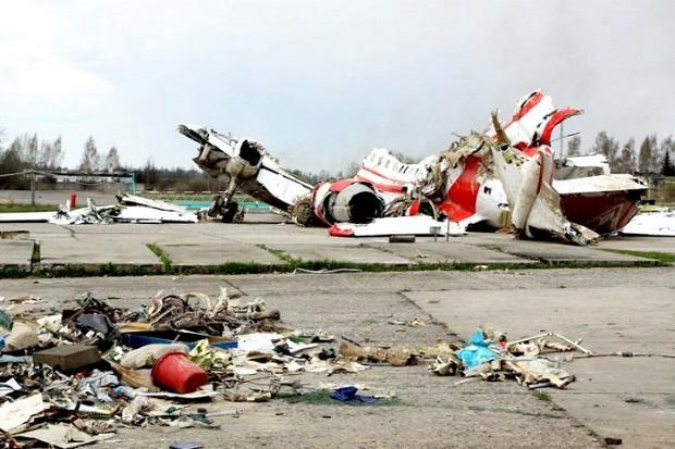 Polska nie wyklucza skierowania na drogę prawną sprawy zwrotu wraku tupolewa