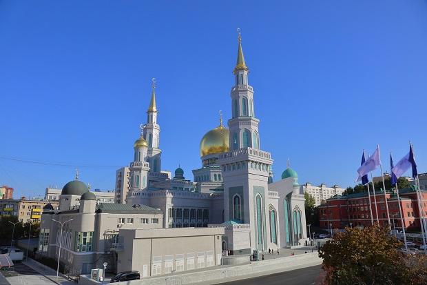 Włos Mahometa przekazany do meczetu w Moskwie