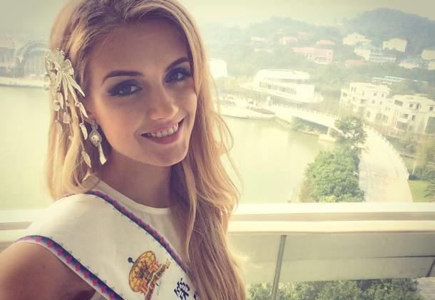 Katarzyna Włodarek z Wielunia powalczy o tytuł Miss Model of The World 2015