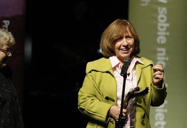 Literacka Nagroda Nobla 2015 przyznana