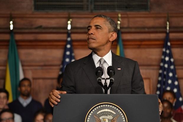 """Barack Obama: """"Uderzamy w Państwo Islamskie mocniej niż kiedykolwiek"""""""